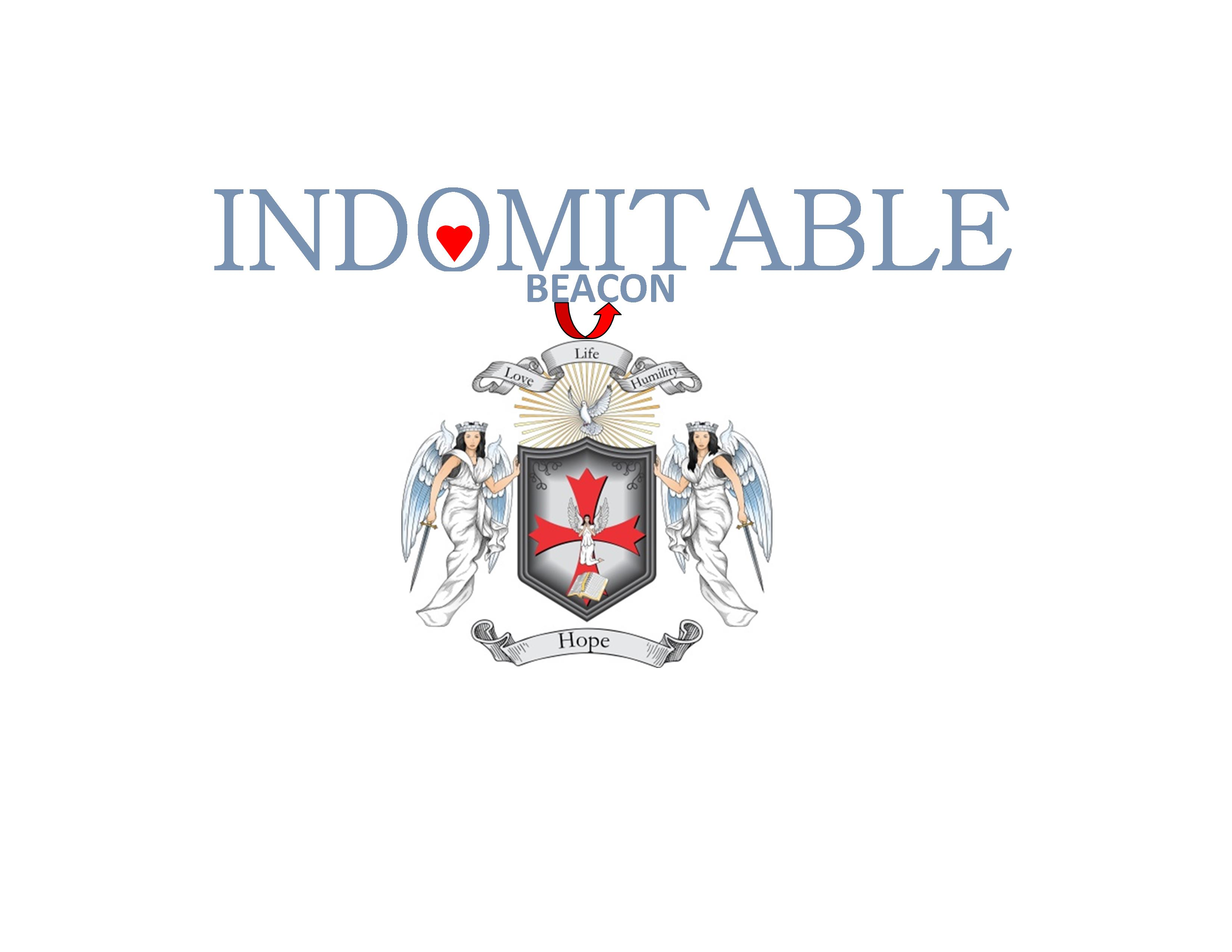 Indomitable Beacon - Coat of Amrs together